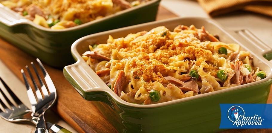 Classic Tuna Casserole  Classic Tuna Noodle Casserole