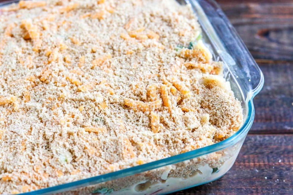 Classic Tuna Casserole  Weeknight Classic Tuna Noodle Casserole