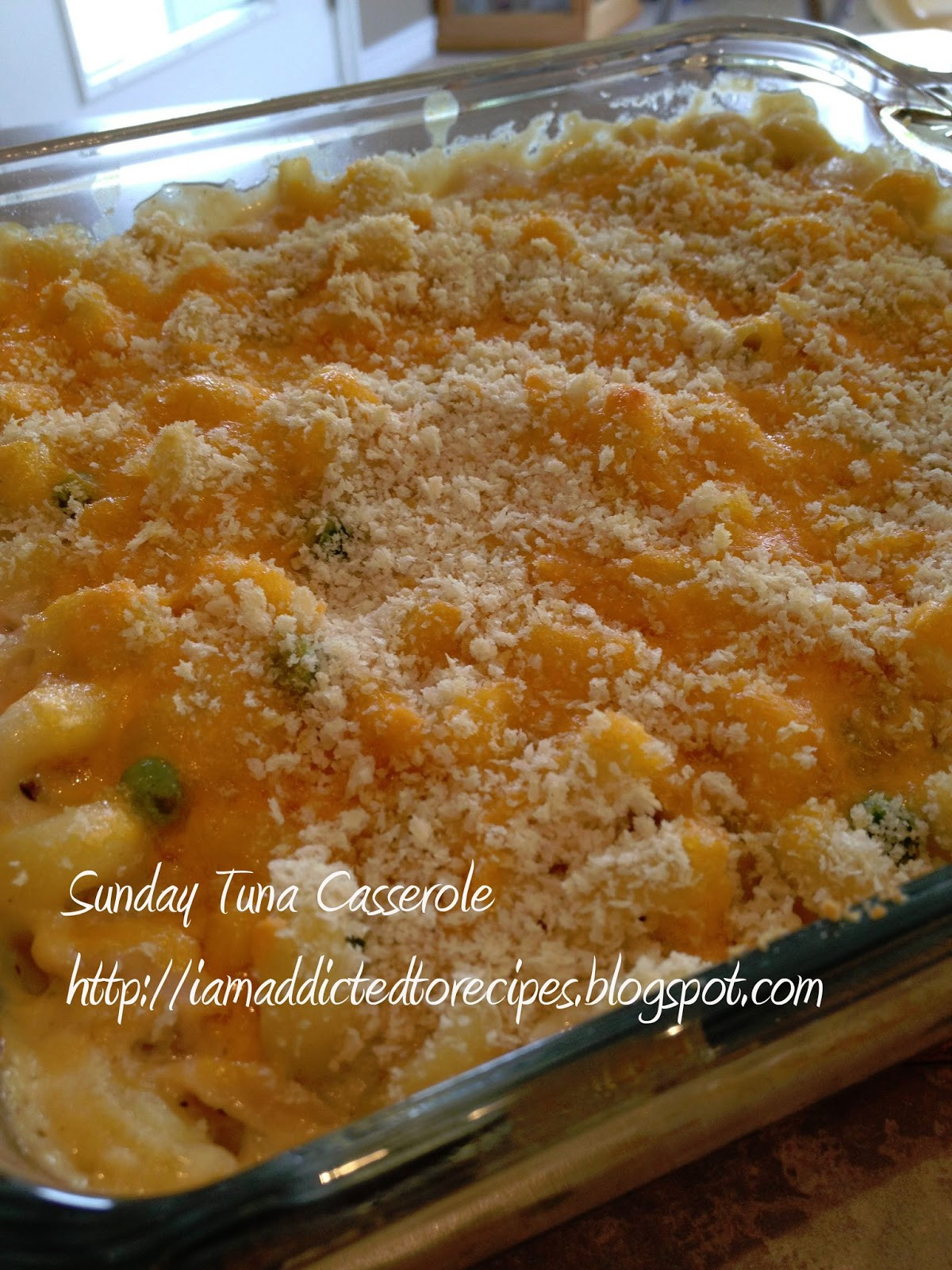 Classic Tuna Casserole  Family Classic – Tuna Casserole Recipe