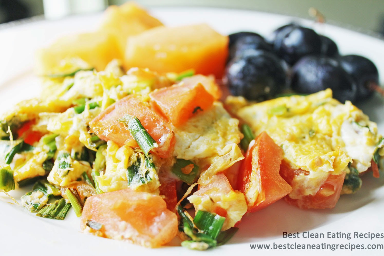 Clean Eating Breakfast  Clean Eating Weight Loss Meal Plan 7