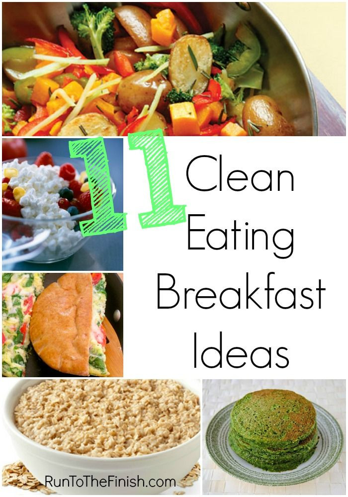 Clean Eating Breakfast Ideas  38 best images about Clean Eating on Pinterest