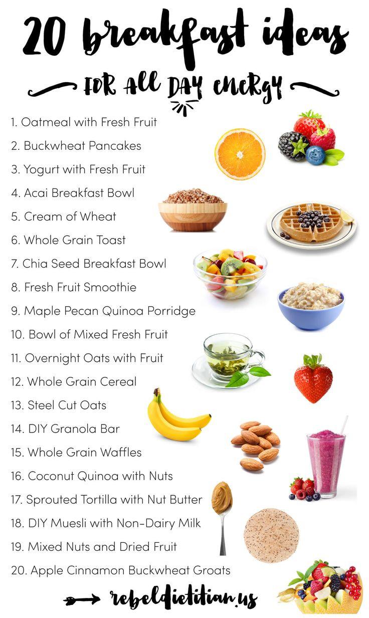 Clean Eating Breakfast Ideas  The best healthy eating t ideas health