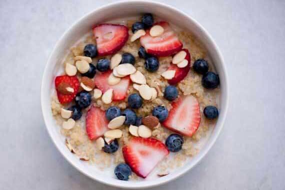 Clean Eating Breakfast  Breakfast Quinoa Recipe