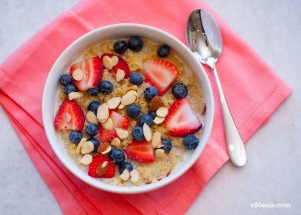 Clean Eating Breakfast  Delicious Clean Eating Breakfast Recipes for Bodybuilders