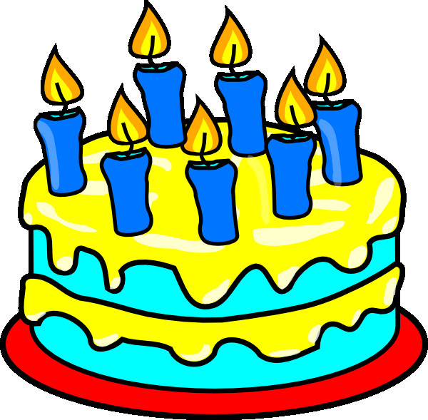 Clipart Birthday Cake  Best Birthday Cake Clipart Clipartion