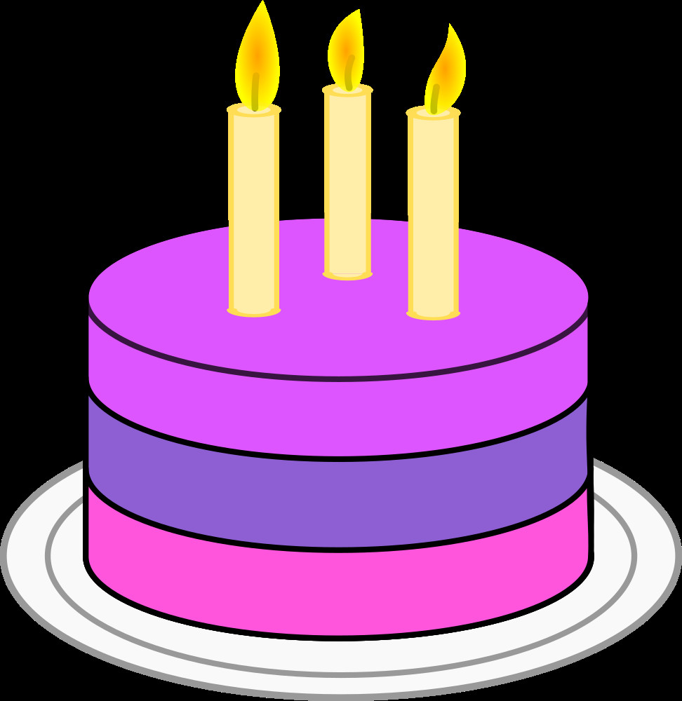 Clipart Birthday Cake  lineLabels Clip Art Birthday Cake