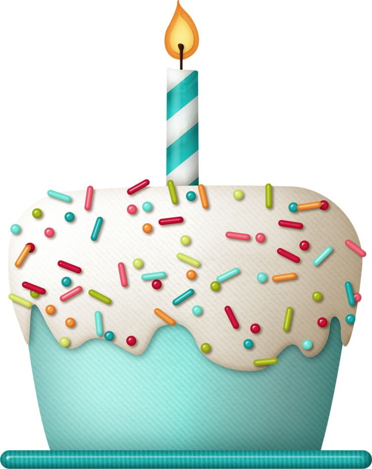 Clipart Birthday Cake  Pretty clipart birthday cake Pencil and in color pretty