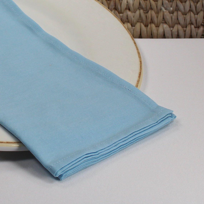 Cloth Dinner Napkins  Blue fabric napkins dinner napkins cotton napkins cloth