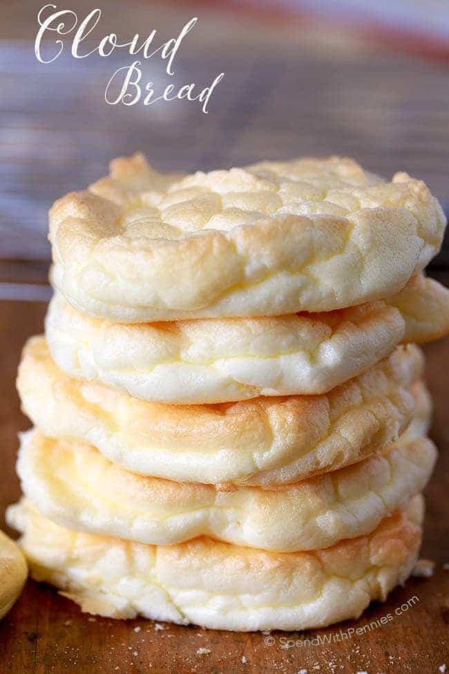 Cloud Bread Recipes  Cloud Bread Spend With Pennies