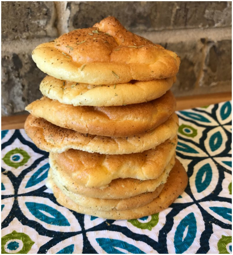 Cloud Bread Recipes  Low Carb Cloud Bread Recipe Made with Baking Soda Baking