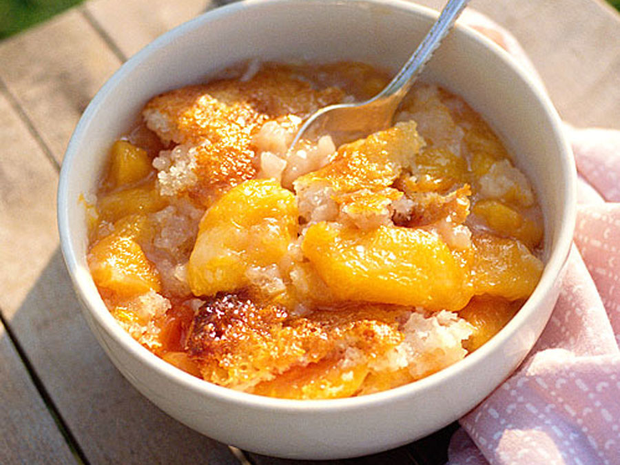 Cobbler Vs Pie  Peach Cobbler Recipe Southern Living
