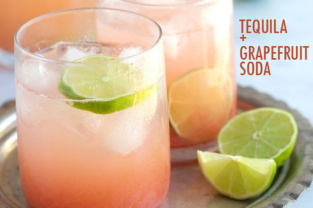Cocktails With Tequila  simple tequila mixed drinks