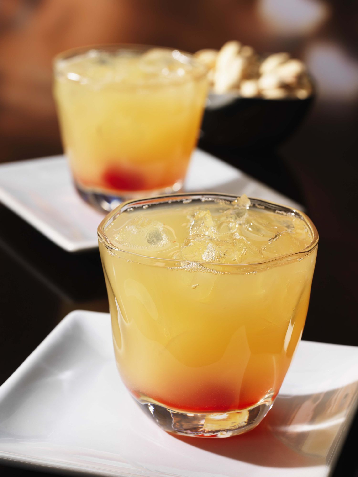 Cocktails With Tequila  Tequila Sunrise Cocktail Recipes