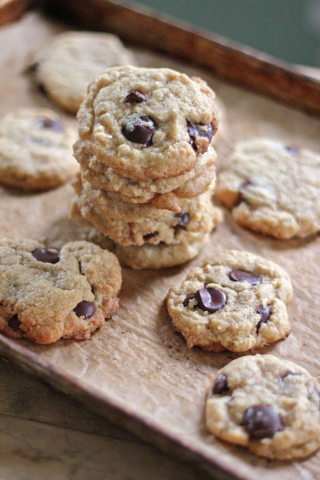 Coconut Chocolate Chip Cookies  Eat Good 4 Life The ultimate coconut chocolate chip cookie