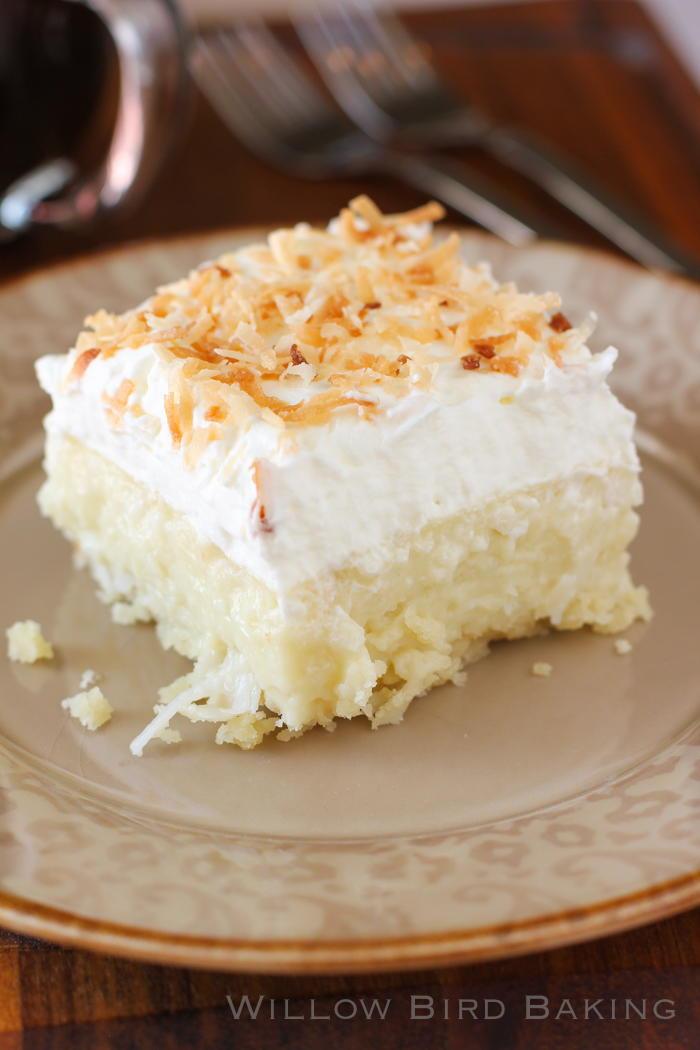 Coconut Cream Pie  Coconut Cream Dessert Bars Recipe