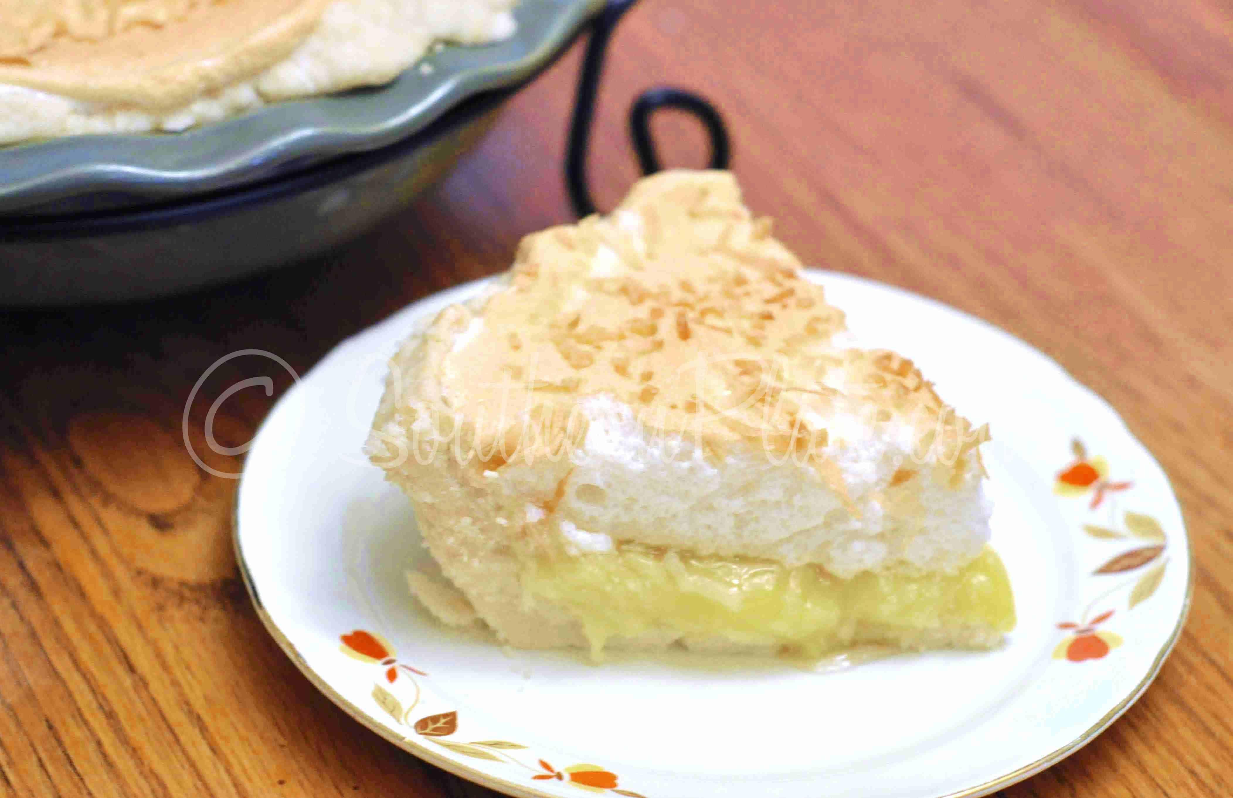 Coconut Cream Pie With Meringue  Old Fashioned Coconut Meringue Pie My Favorite