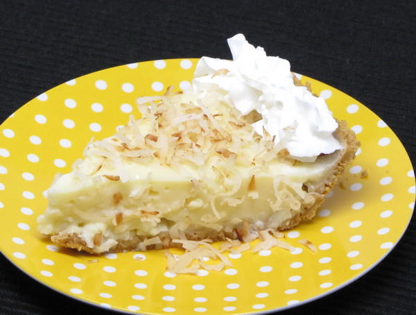 Coconut Custard Pie Recipe  Coconut Custard Pie Recipe Easy Dessert Recipes