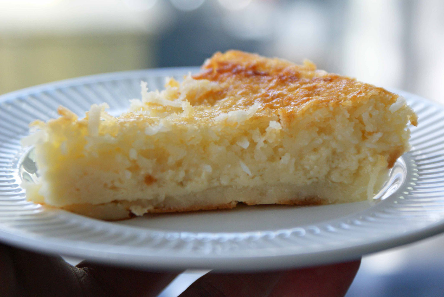 Coconut Custard Pie Recipe  Coconut Custard Pie Foodgasm Recipes
