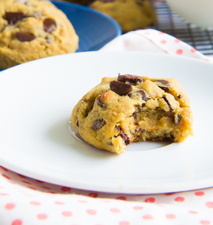 Coconut Flour Chocolate Chip Cookies  Perfect Coconut Flour Chocolate Chip Cookies – Yeah