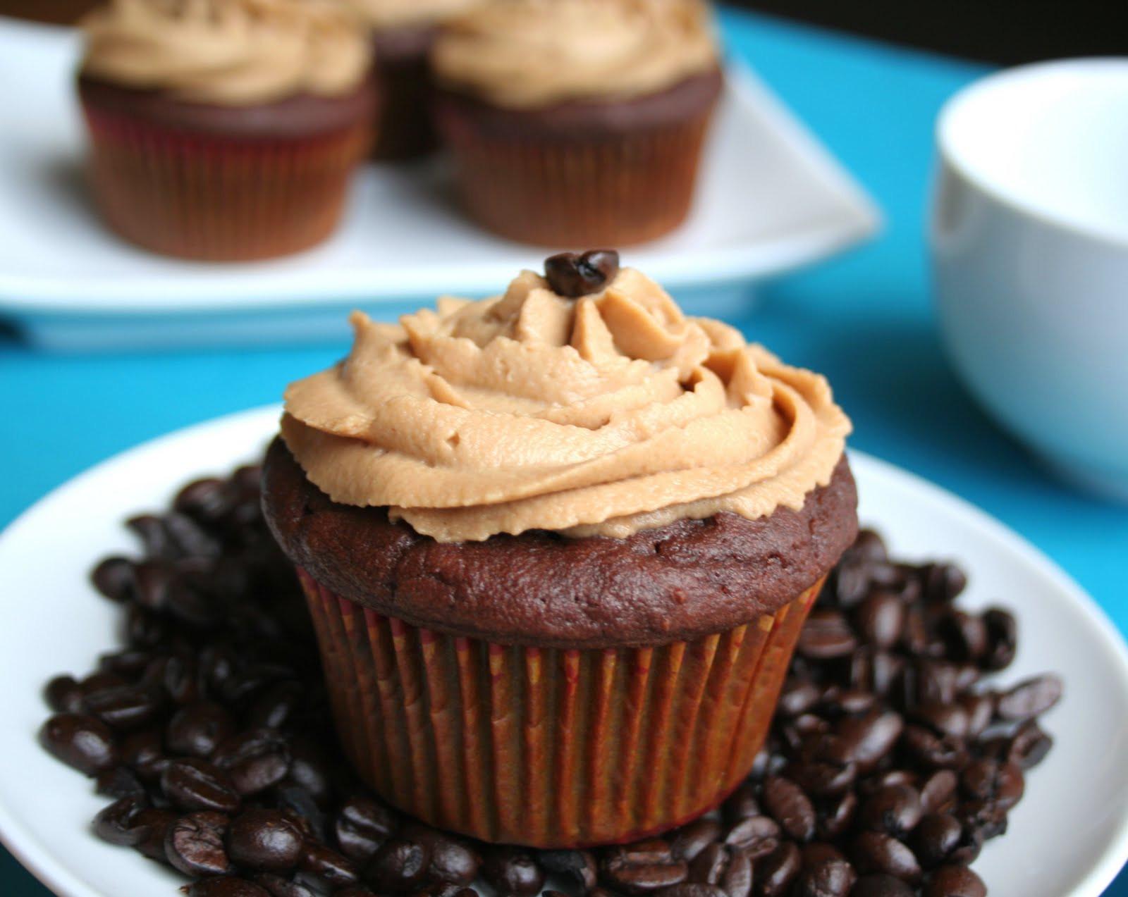Coconut Flour Cupcakes  Low Carb Chocolate Coconut Flour Cupcakes
