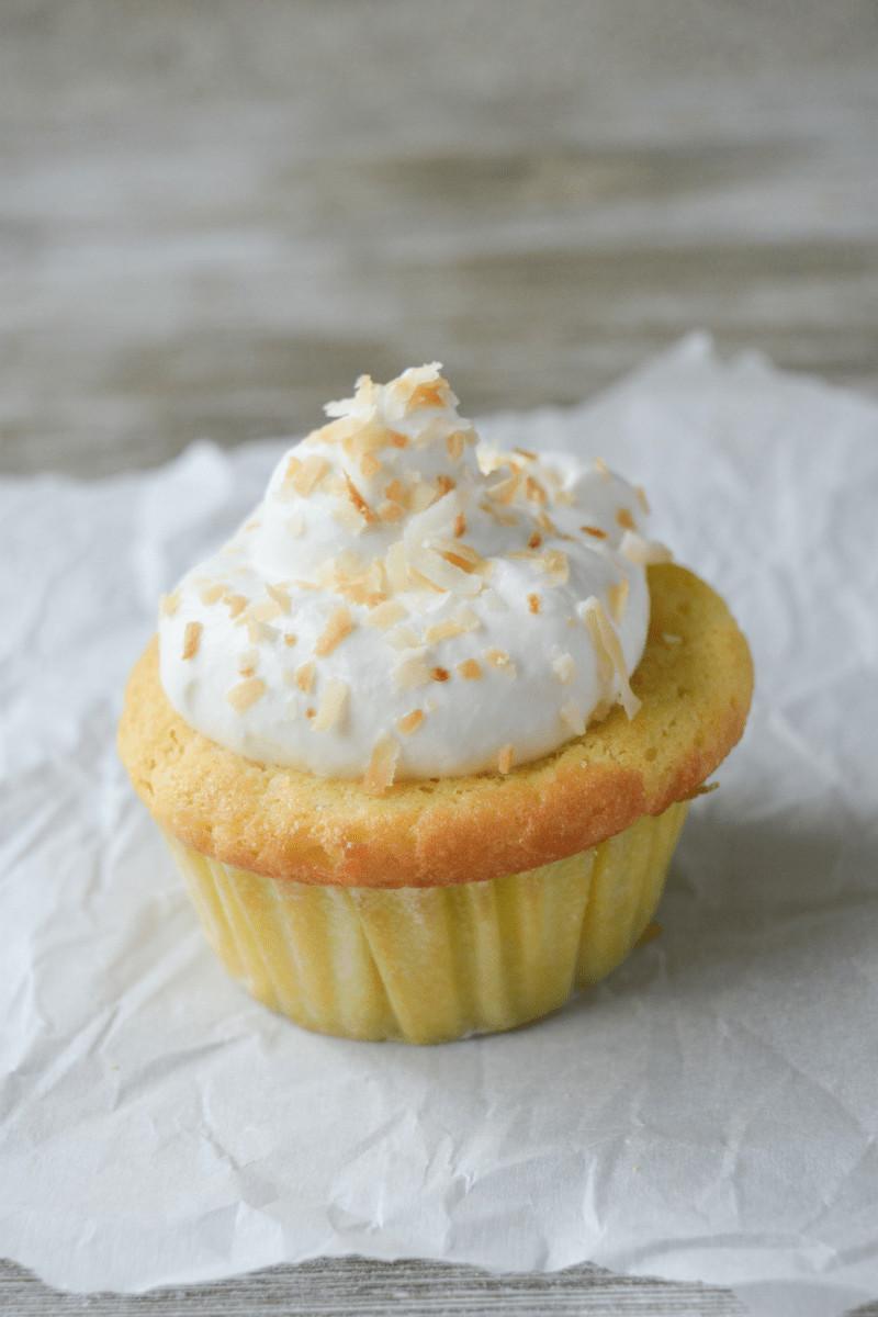 Coconut Flour Cupcakes  Keto Coconut Flour Cupcakes Hey Keto Mama