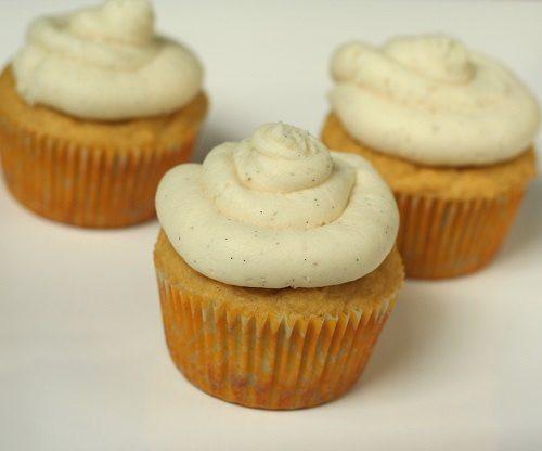 Coconut Flour Cupcakes  Vanilla Bean Coconut Flour Cupcake Recipe