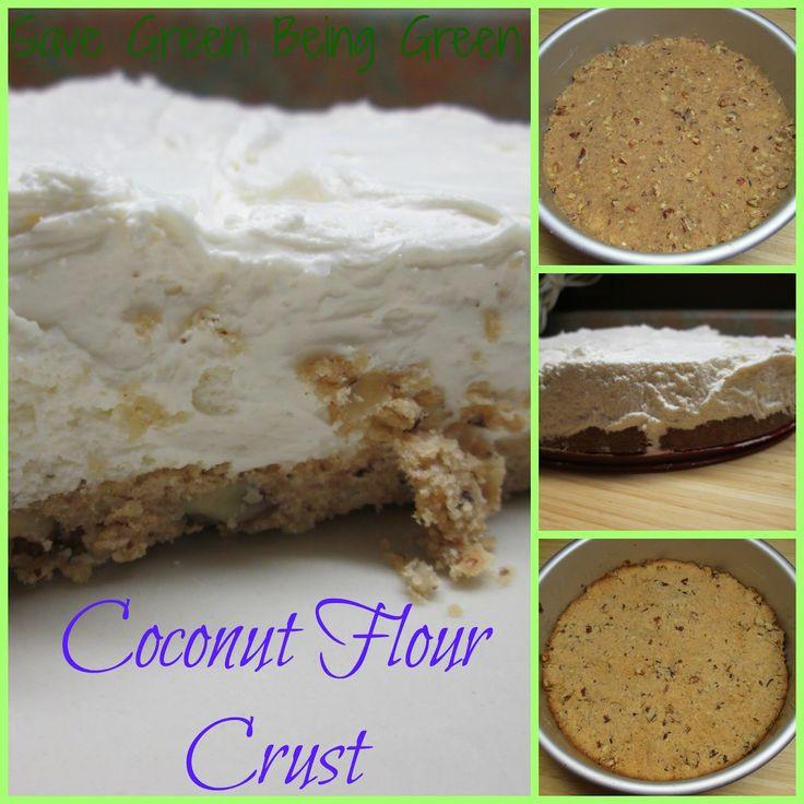 Coconut Flour Desserts  17 best images about low carb recipes on Pinterest