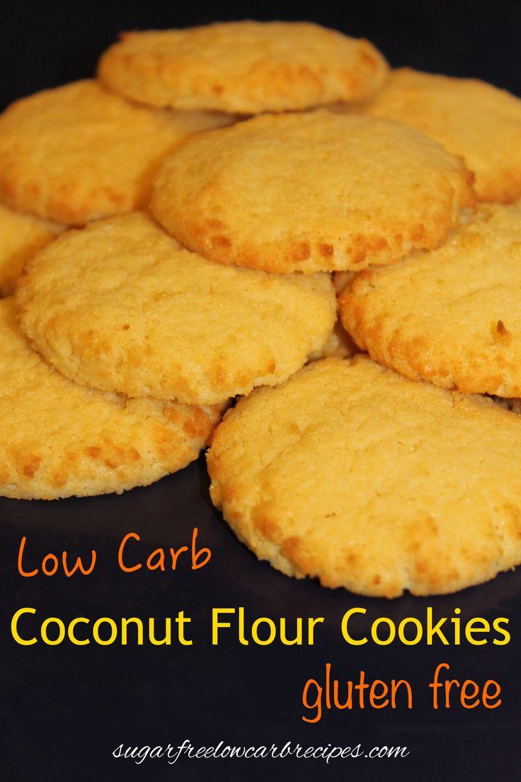 Coconut Flour Desserts  169 best images about Coconut Flour Recipes on Pinterest