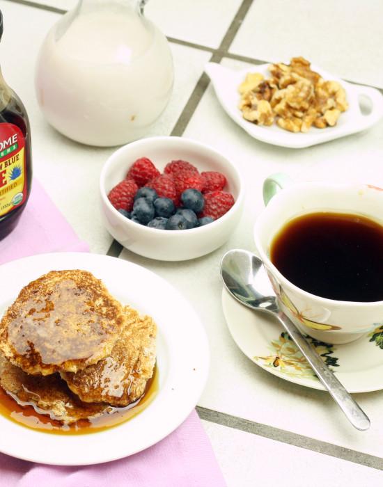 Coconut Flour Pancakes Vegan  The 10 Best Coconut Flour Recipes of All Time