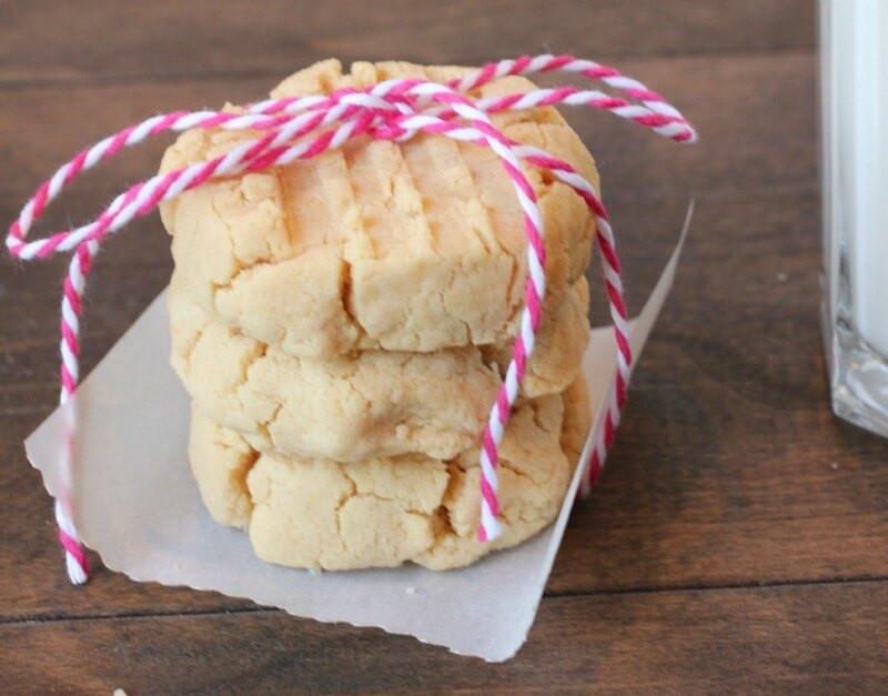 Coconut Flour Shortbread Cookies  27 Coconut Flour Recipes Dr Axe