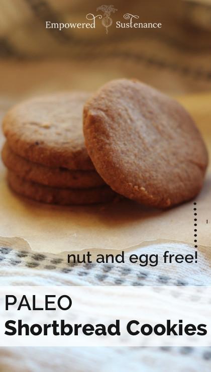 Coconut Flour Shortbread Cookies  Paleo Shortbread Cookies With Coconut Flour