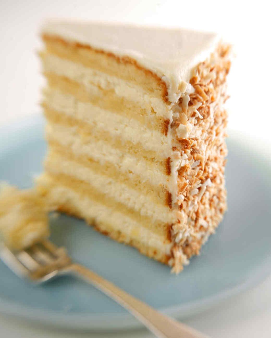 Coconut Layer Cake  Ultimate Coconut Cake Recipe & Video