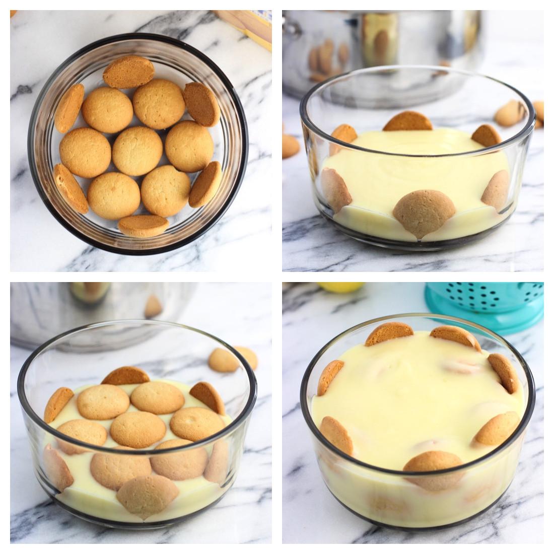 Coconut Milk Desserts  Coconut Milk Lemon Pudding with Fruit
