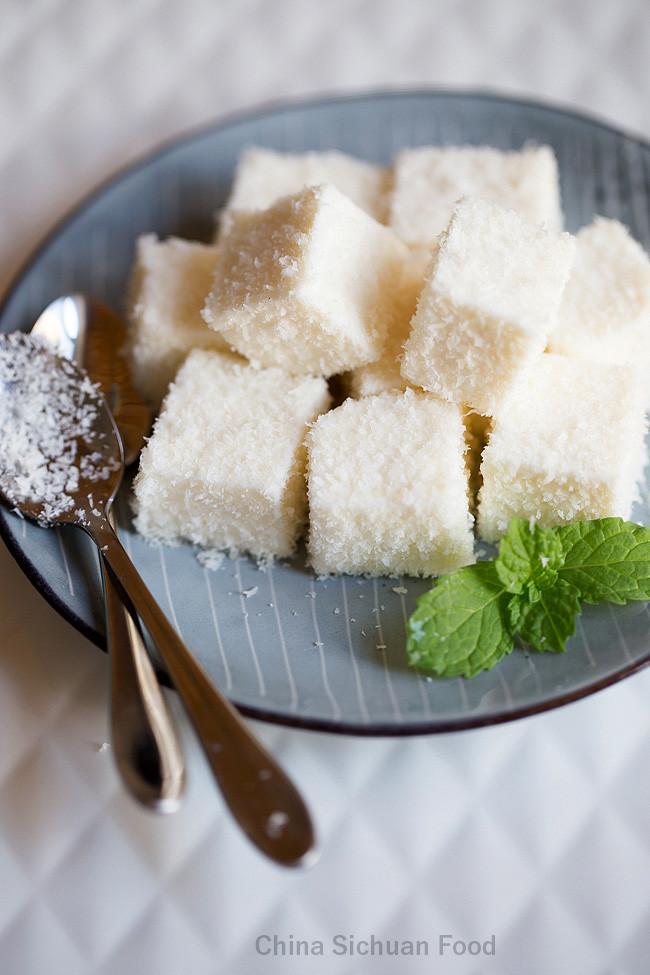 Coconut Milk Desserts  Coconut Milk Pudding