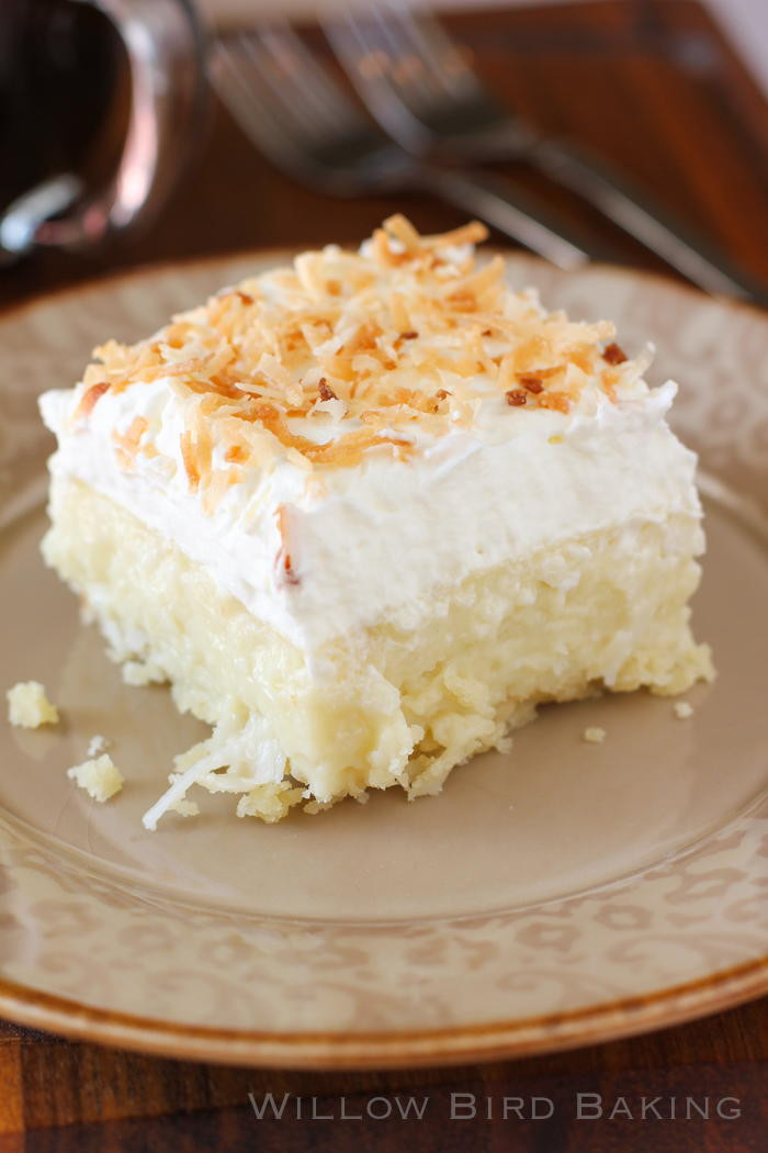 Coconut Pie Recipes  Coconut Cream Dessert Bars Recipe