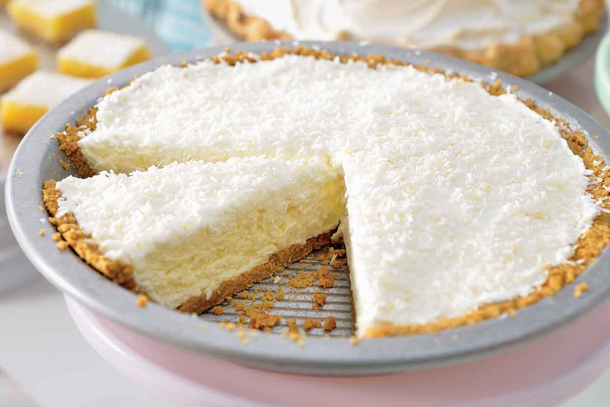 Coconut Pie Recipes  Creamy Coconut Pie Recipe