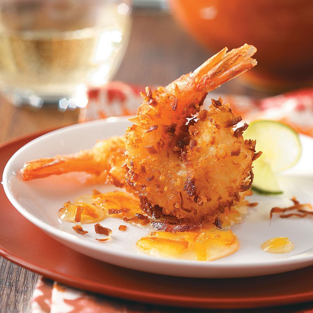 Coconut Shrimp Recipes  Fast Coconut Shrimp Recipe