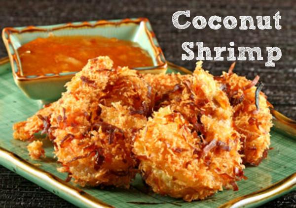 Coconut Shrimp Recipes  Coconut Shrimp Recipe — Dishmaps