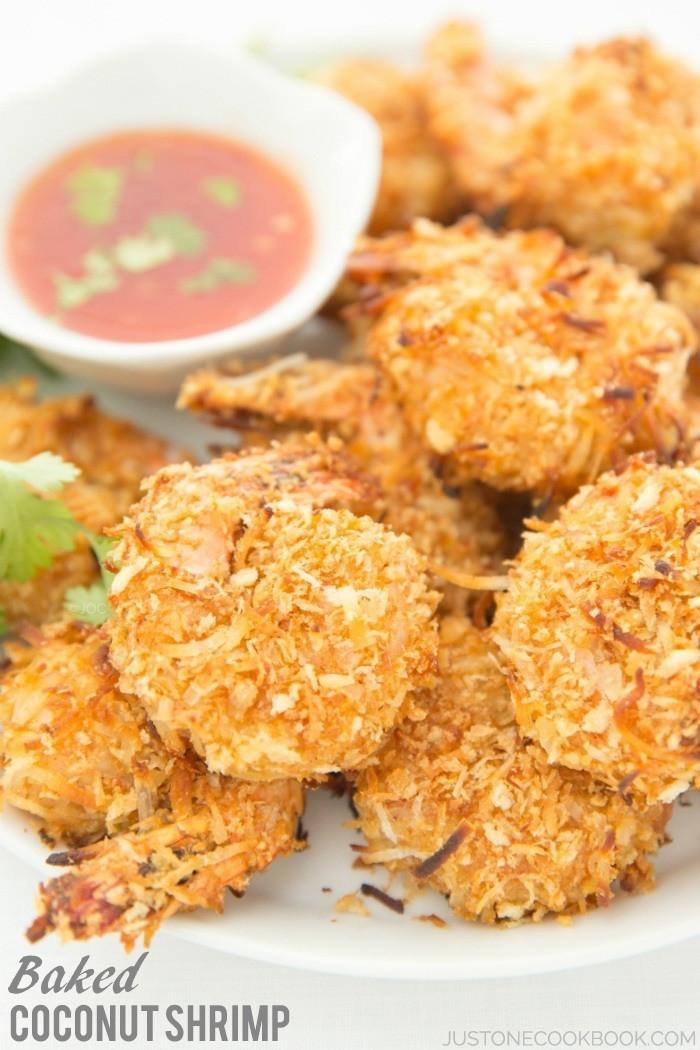 Coconut Shrimp Recipes  Coconut Shrimp • Just e Cookbook