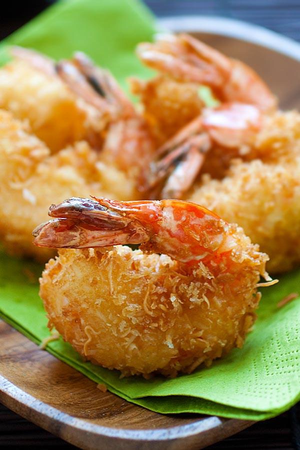 Coconut Shrimp Recipes  Coconut Shrimp