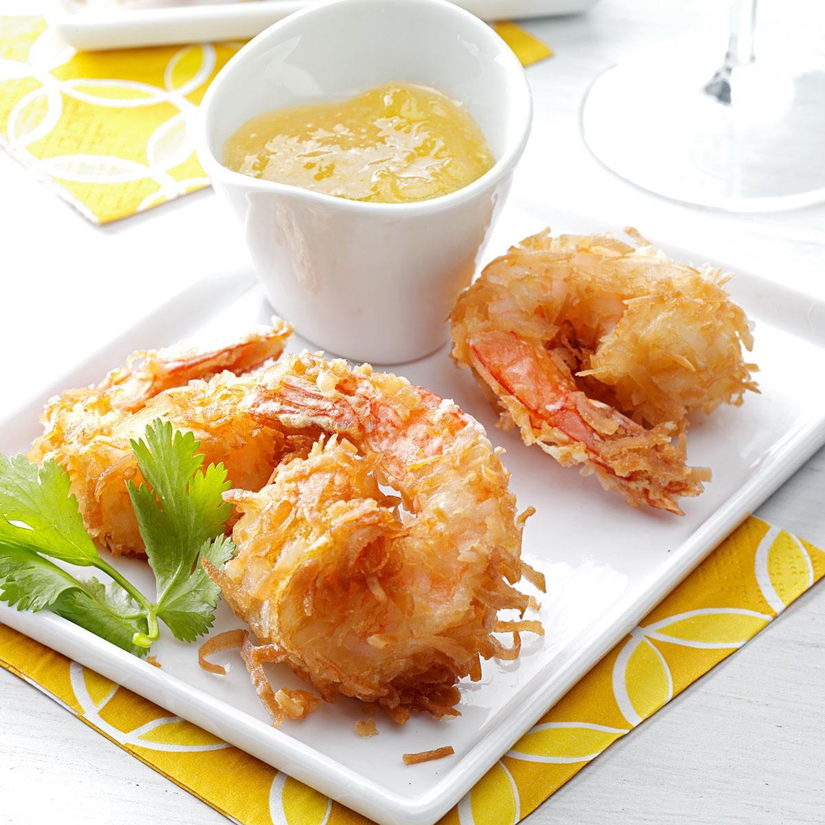 Coconut Shrimp Recipes  Quick Coconut Shrimp Recipe