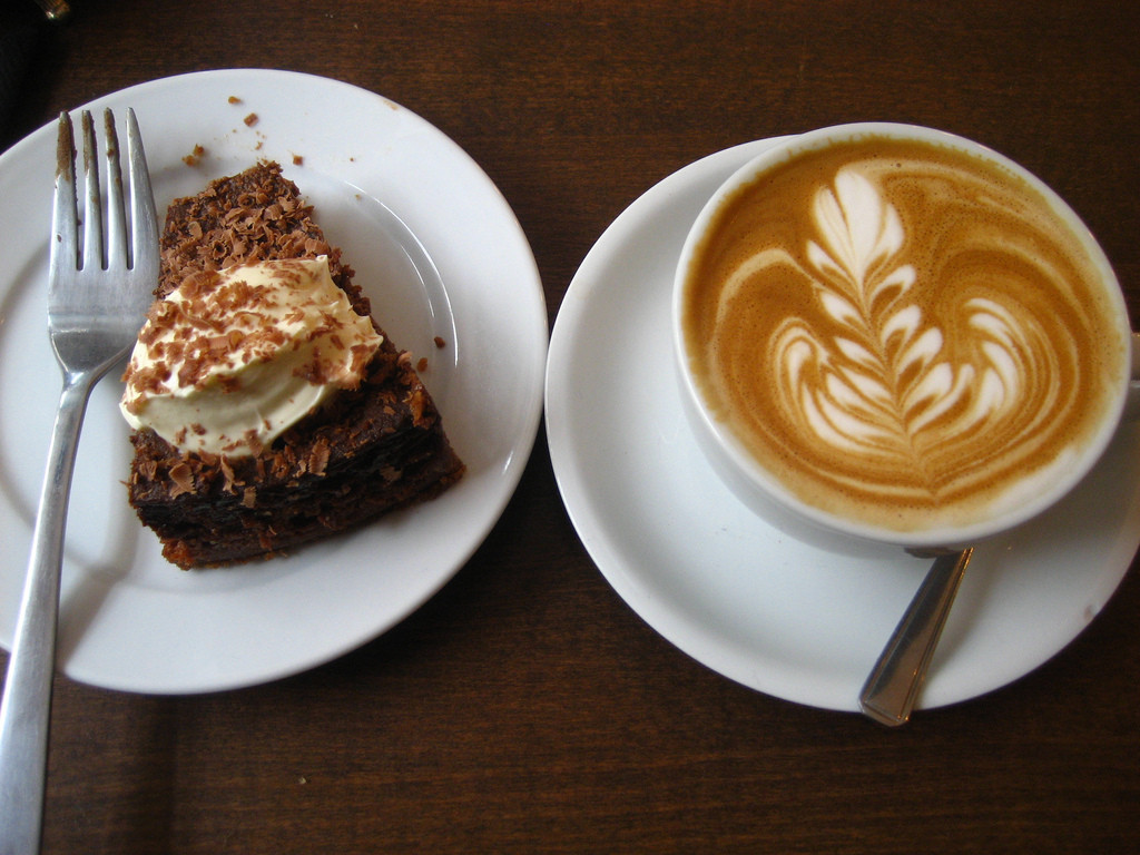 Coffee And Cake  Cake and coffee Jeremy Keith
