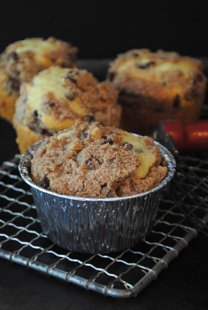 Coffee Cake Muffins  Coffee Cake Muffins Mama s Gotta Bake