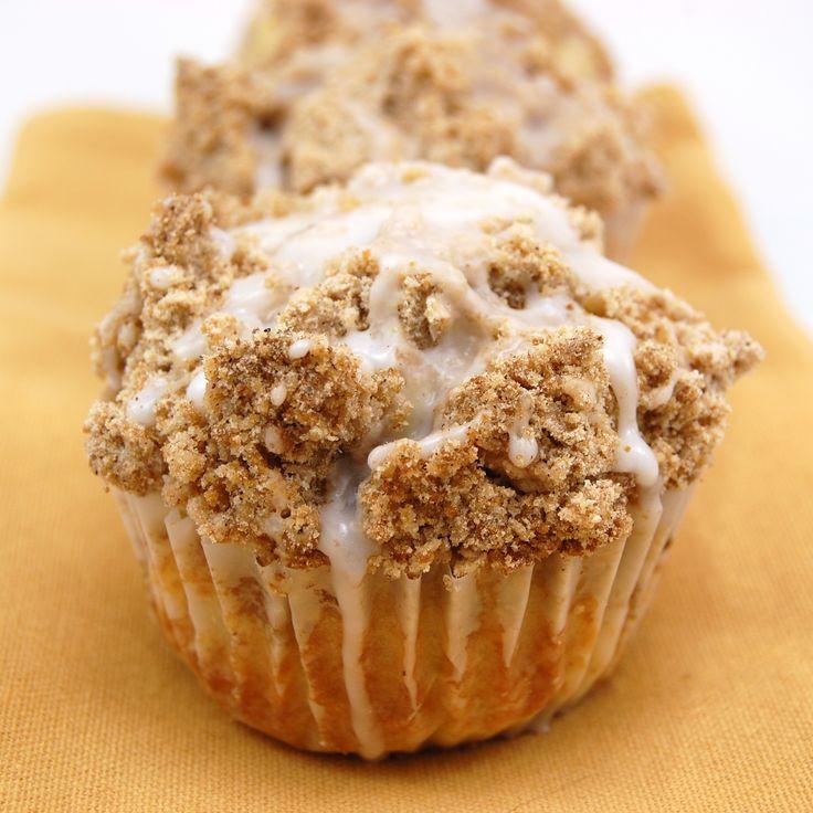 Coffee Cake Muffins  Coffee Cake Muffins