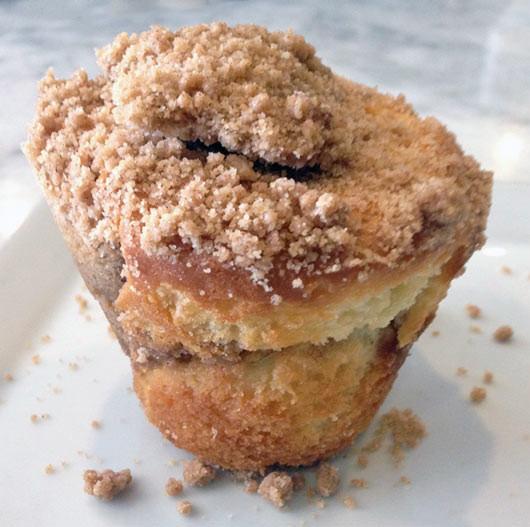 Coffee Cake Muffins  Coffee Cake Muffins Recipe