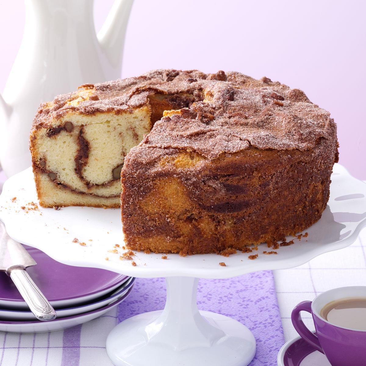 Coffee Cake Recipe  Cinnamon Coffee Cake Recipe