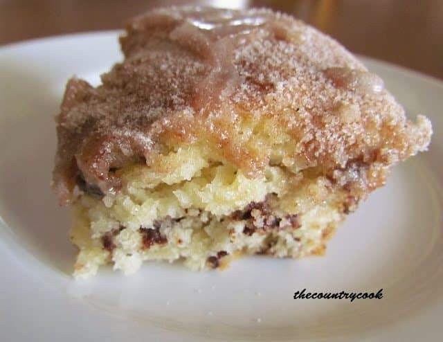 Coffee Cake Recipe Easy  Easy Blueberry Coffee Cake The Country Cook
