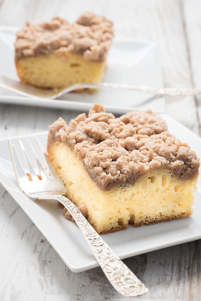 Coffee Cake Recipe Easy  Easy Coffee Cake Recipe Easy Tasty and Freezable