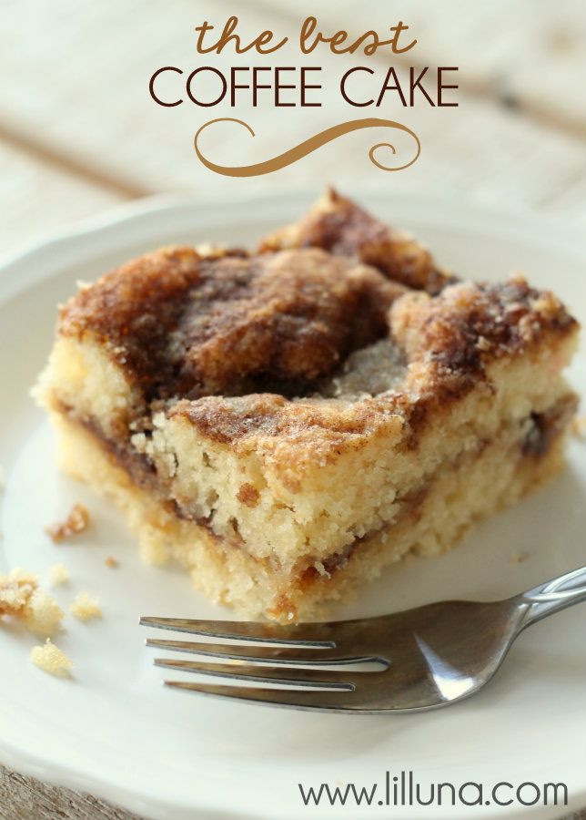 Coffee Cake Recipes  recipes coffee cake