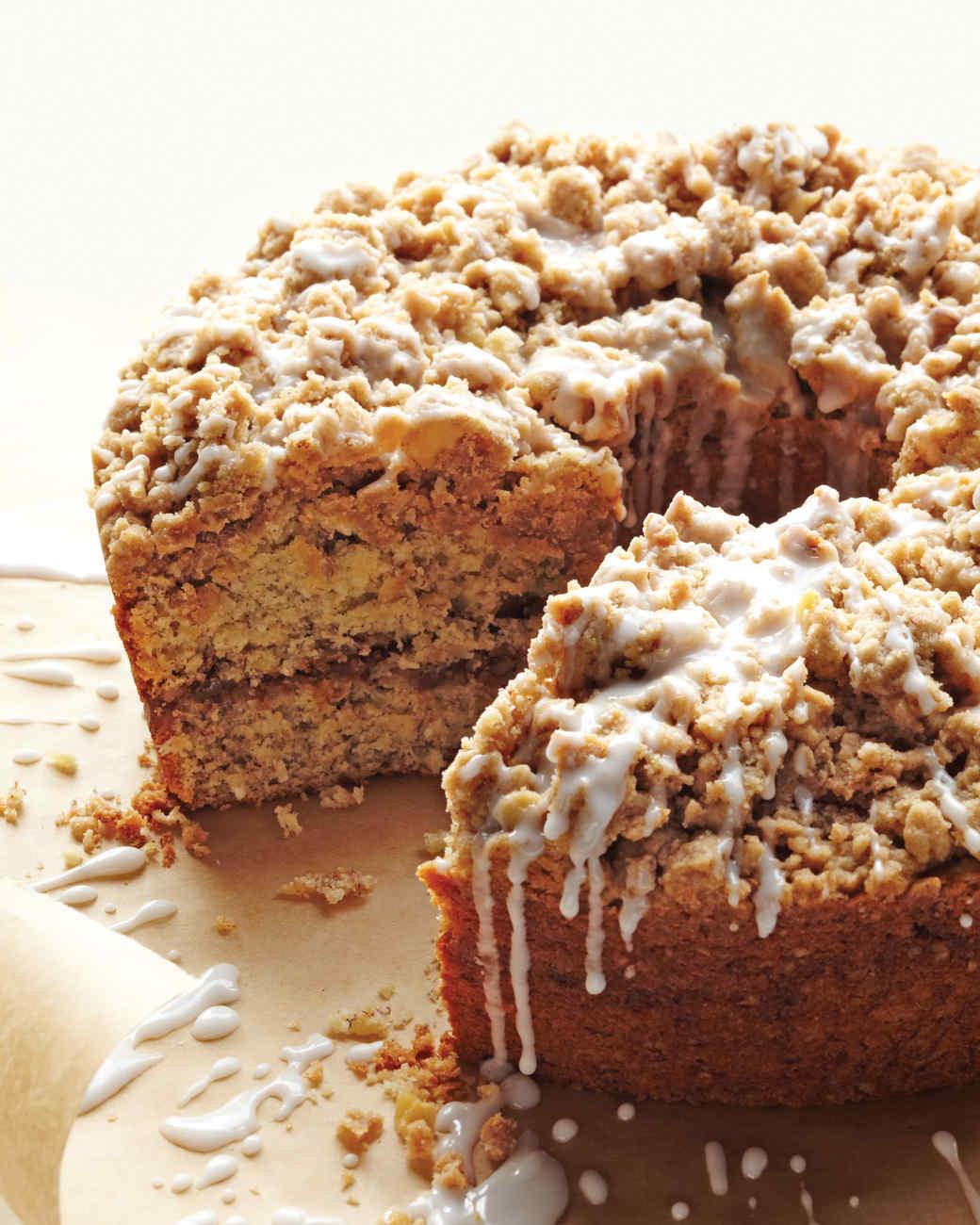 Coffee Cake Recipes  Cinnamon Streusel Coffee Cake Recipe